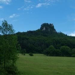 Zrúcanina Hričovský hrad