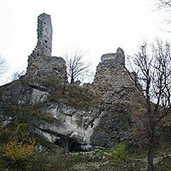 Zrúcanina Korlátsky hrad