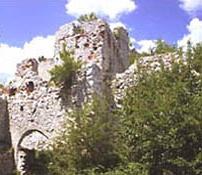 Zrúcanina Plavecký hrad