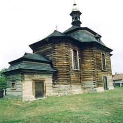 Kostel sv. Jiří v Loučné hoře