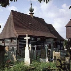 Kostel sv. Jana Křtitele ve Slavoňově