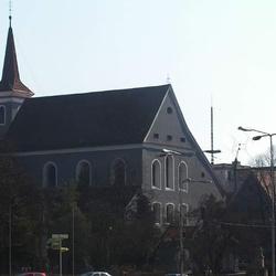 Františkánsky kláštor s kostolom