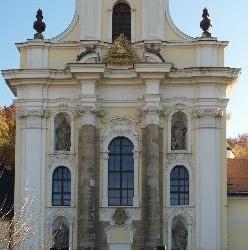 Farní kostel Nejsvětější Trojice