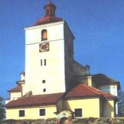 Kostel sv. Vavřince v Cirkvici