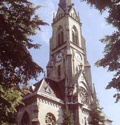 Kostel sv. Bartoloměje Kopřivnice