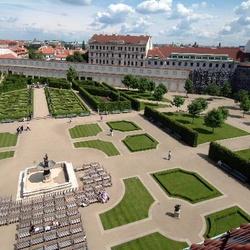Sídlo Parlamentu České republiky