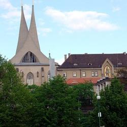 Klášter benediktinů na Slovanech (Emauzy)