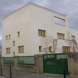Müllerova vila od Adolfa Loose