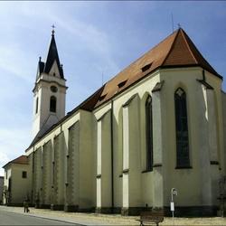 Augustiniánský klášter v Třeboni