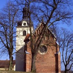 Kostel svatého Mikuláše v Čečovicích