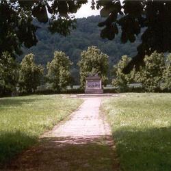 Královské pole - pomník Přemysla Oráče