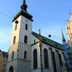Kostel svatého Jakuba Většího v Brně