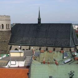Kostel svatého Mořice v Olomouci
