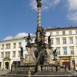 Mariánský sloup v Olomouci