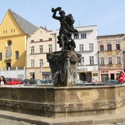 Olomoucké barokní kašny