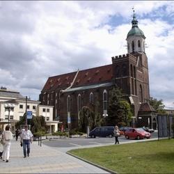 Kostel Nanebevzetí panny Marie v Opavě