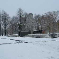 Památník Rudé armády - mauzoleum