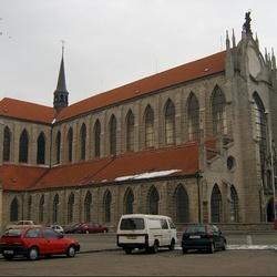 Katedrála Nanebevzetí Panny Marie v Kutné Hoře - Sedlci