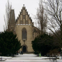 Chrám sv. Bartoloměje v Rakovníku