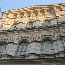 Bývalá Vyšší dívčí škola v Praze