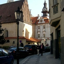 Židovská radnice v Praze