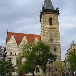 Novoměstská radnice v Praze