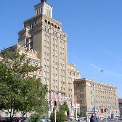 Hotel Internacionál (Crowne Plaza)