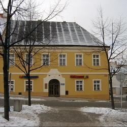 Gotický dům čp. 48 Louny