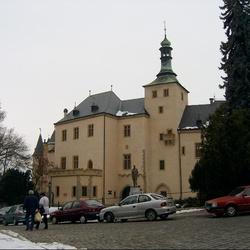 Hrad Vlašský Dvůr