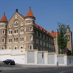 Klášter a kostel Sv. Gabriela