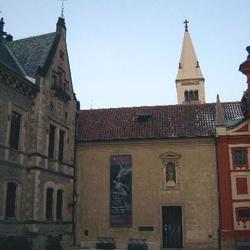 Klášter benediktinek u Sv. Jiří