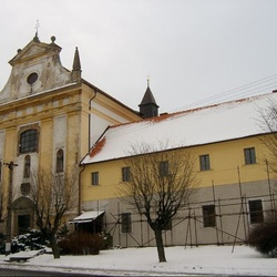 Františkánský klášter v Zásmukách