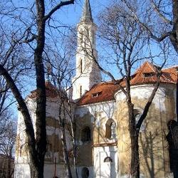 Klášter a kostel sv. Kateřiny v Praze
