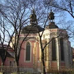 Klášter augustiniánů v Praze