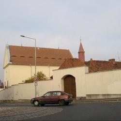 Kapucínský klášter v Žatci