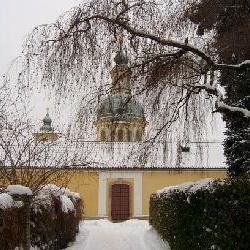 Kostel Panny Marie Vítězné na Bílé hoře