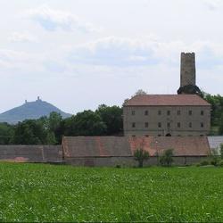 Hrad a zámek Skalka