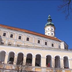 Zámek Mikulov - regionální muzeum