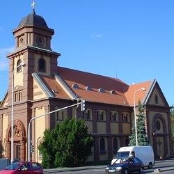 Kostel sv. Václava v Kladně