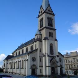 Bazilika Nanebevzetí P. Marie v Kladně