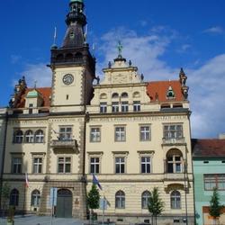 Novorenesanční radnice v Kladně