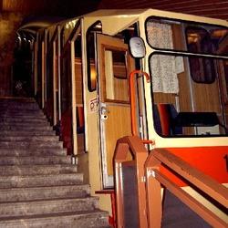 Tunelová lanovka Imperial