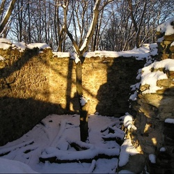 Nový Hrad v Kunraticích