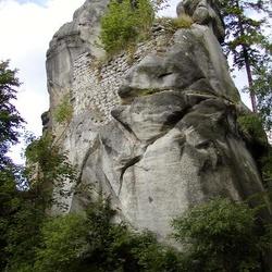 Hrad Skály (Bischofstein)