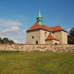 Kostel sv. Jakuba v Bedřichově Světci