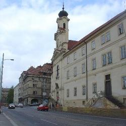 Kostel Panny Marie U alžbětinek