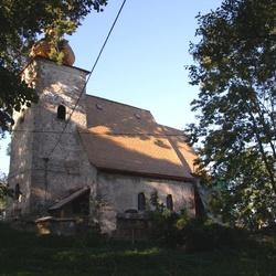 Kostel sv. Markéty v Loukově