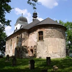 Kostel sv. Matouše v Jedlové