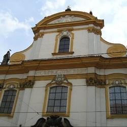 Kostel Nejsvětější Trojice v Praze
