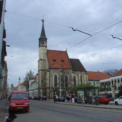 Pravoslavný kostel Panny Marie v Praze